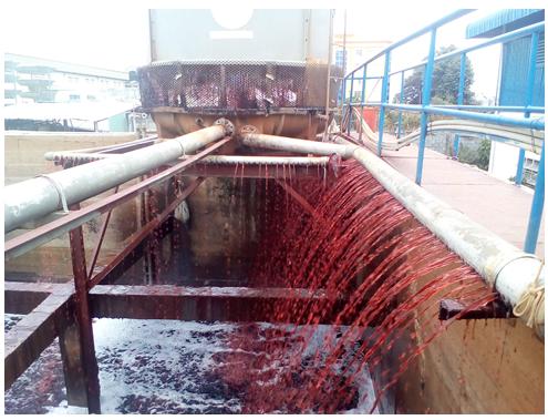 Nhà máy xử lý nước thải dệt nhuộm